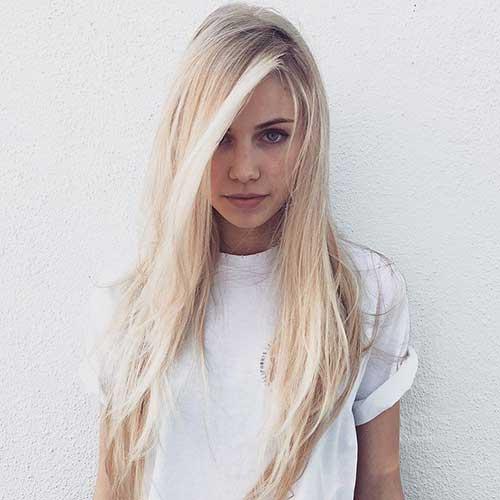 Long Hair Layered