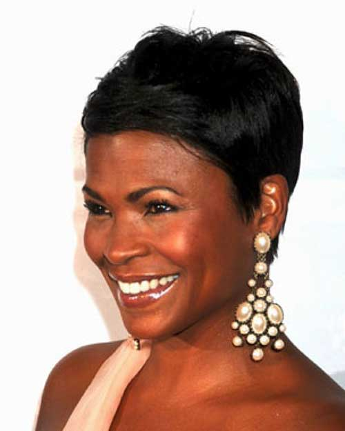 13  Nia Long Pixie Cuts | Hairstyles