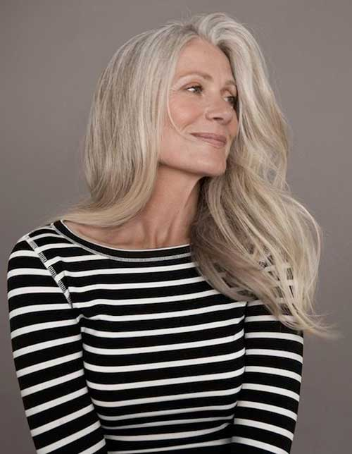 Totally Chic Hairstyles for Older Women | Hairstyles & Haircuts 2016 ...