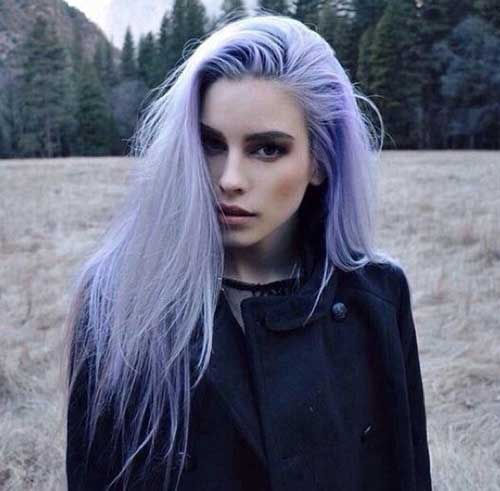 Punk Rock Hairstyles Long Hair