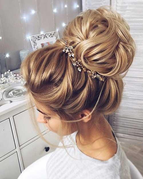 Wedding Hairstyles Bun