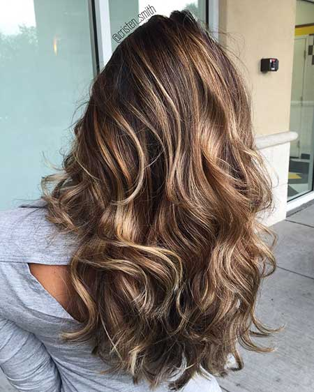 Balayage Hair Styles Interesting 35 Amazing Balayage Hair Coloring Ideas 20162017  Hairstyles .