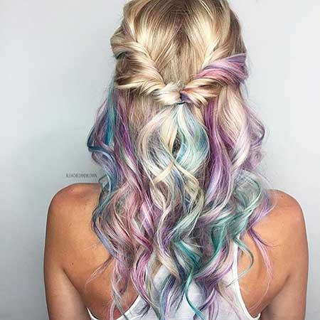 11 Purple Mermaid Hair Colors You Will Love Hairstyles