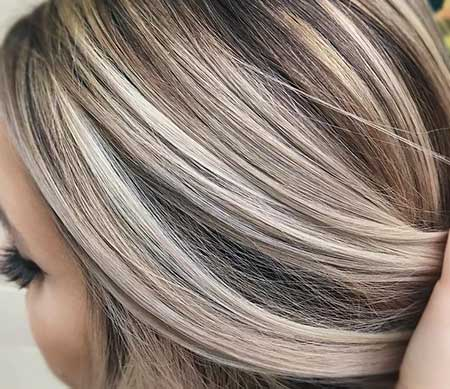 Brown Blonde Hair Color Combinations Hairstyles Haircuts - Hairstyle color blonde