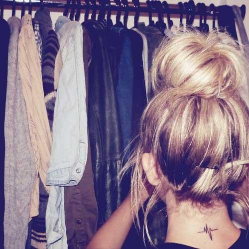 High Bun Hairstyles-6