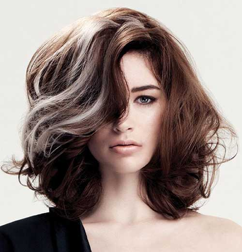 Must-See Medium Cut Hairstyles for Ladies | Hairstyles & Haircuts ...