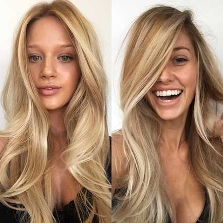 how to look after white blonde hair