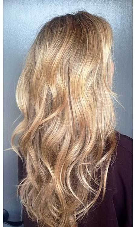 16 Best Honey Blonde Hair Color Hairstyles Haircuts 2016 2017