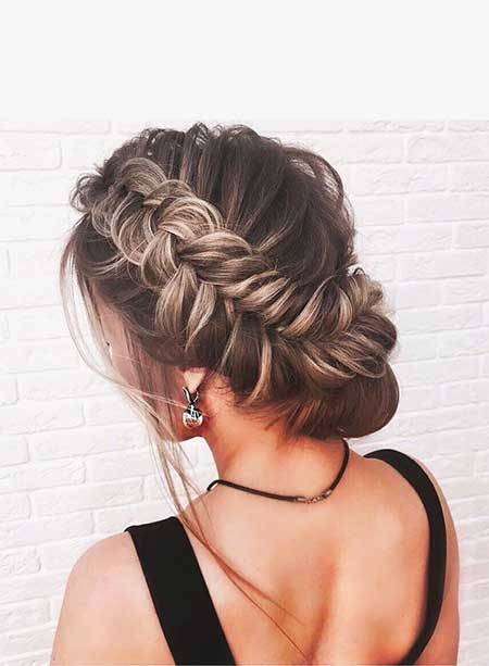 30+ New Braided Updo Hairstyles | Hairstyles & Haircuts 2016 - 2017