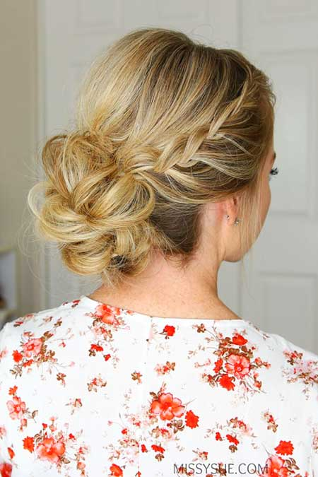 Bridesmaid, formal, Updo, Wedding