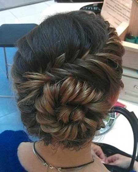 Buns, French, Bun, Fishtail, Shell