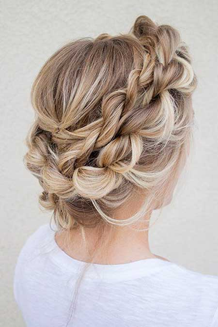 Updo, Pretty, Wedding