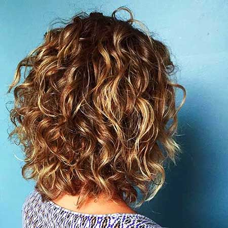 Hort Layered Hairstyles Hort Curly Haircuts, Balayage, Ombre, Highlights