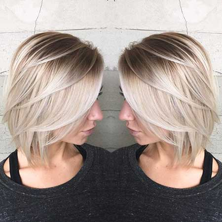 Eautiful Hair Color Loft, Ob Hairstyles, Ob, Short Hairstyles,