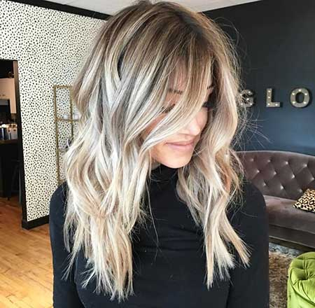 Messy Hair Ombrã© Hair, Balayage, Blonde Balayage, Balayage Hair, New,