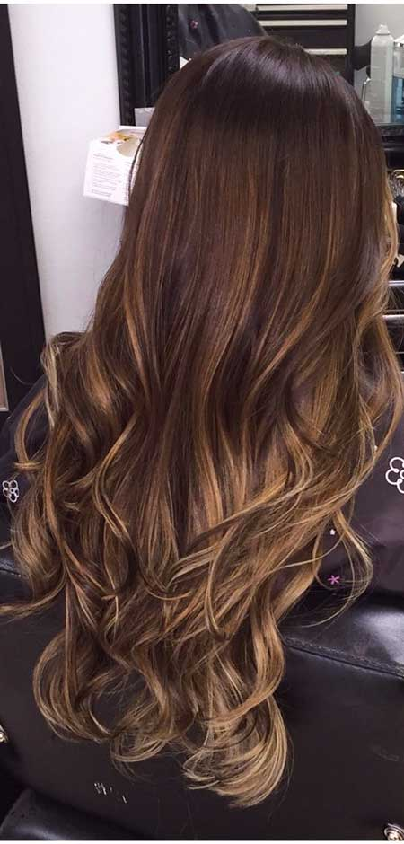 Ombre Hair Color for Brunettes Hair Styles Ombre Brown, Balayage
