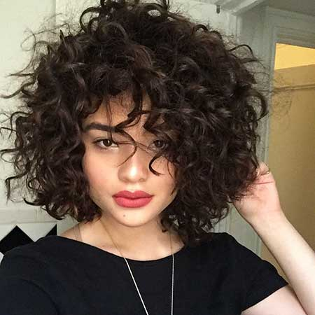 Curly Hairstyles For Medium Hair Hairstyles Haircuts 2016 2017