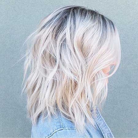 Londe Highlights with Shadow Root Shadow Root Alayage Londe, Londe Lob,