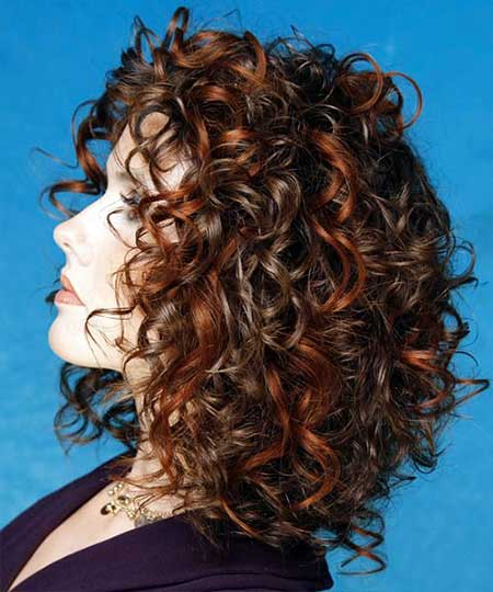 M Length Curly Hairstyles Hairstyle Curly, Curly Hairstyles, Cuts
