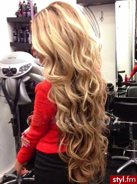 Long Curls Curl Long Hair, Curls, Balayage, Long Hair, Long, Blonde