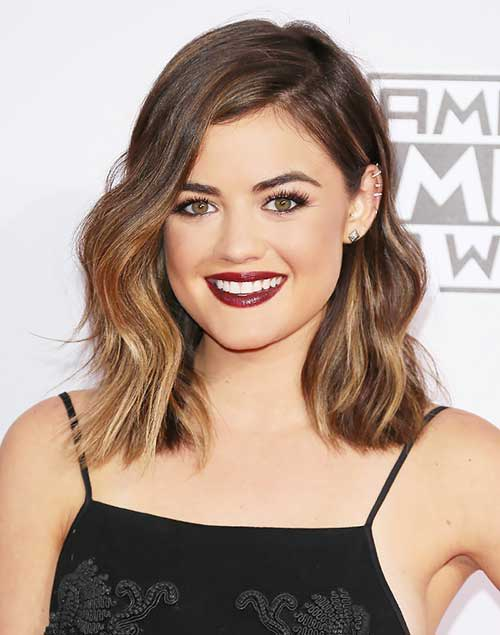 Shoulder Length Hairstyles 2016 6