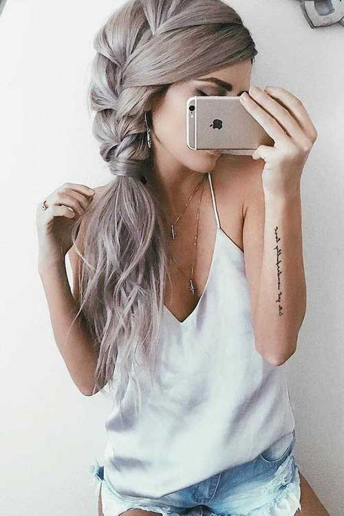 Chignons de Cheveux-12