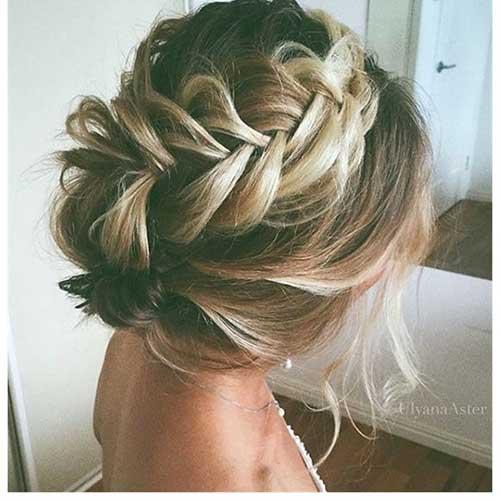 Chignons de Cheveux-13