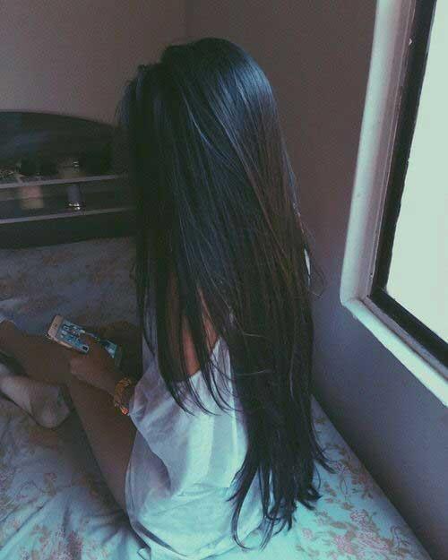 V Forme de Coupes de cheveux-13