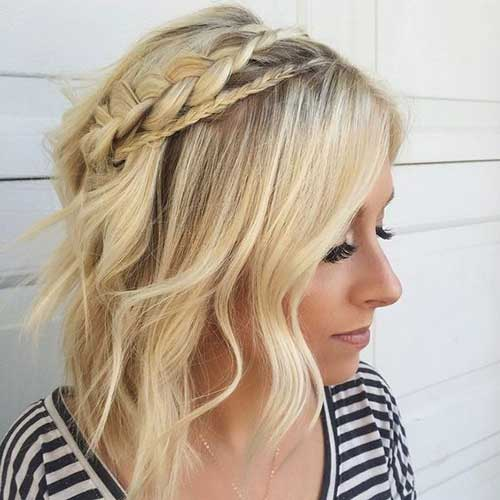 Braided Short Hairstyles-14