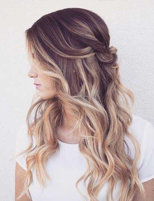 Chignons de Cheveux-14