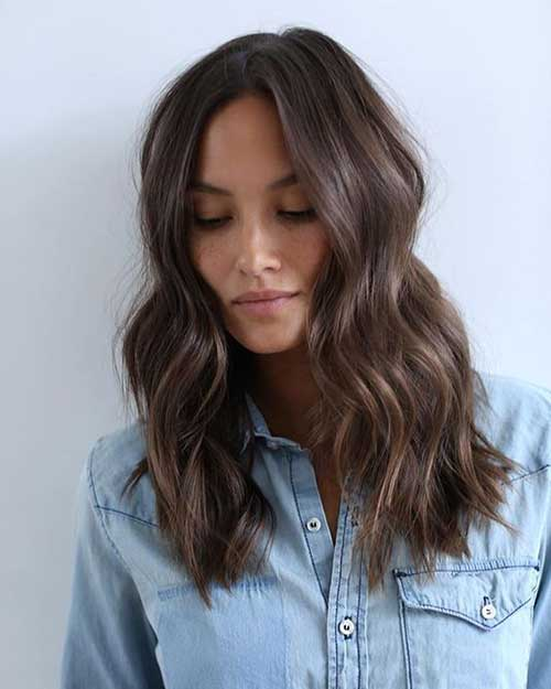 Medium Long Hairstyles-15