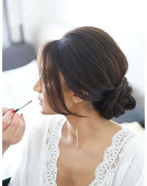 Chignons de Cheveux-15