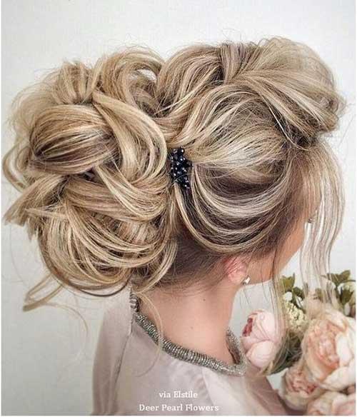 Chignons de Cheveux-6