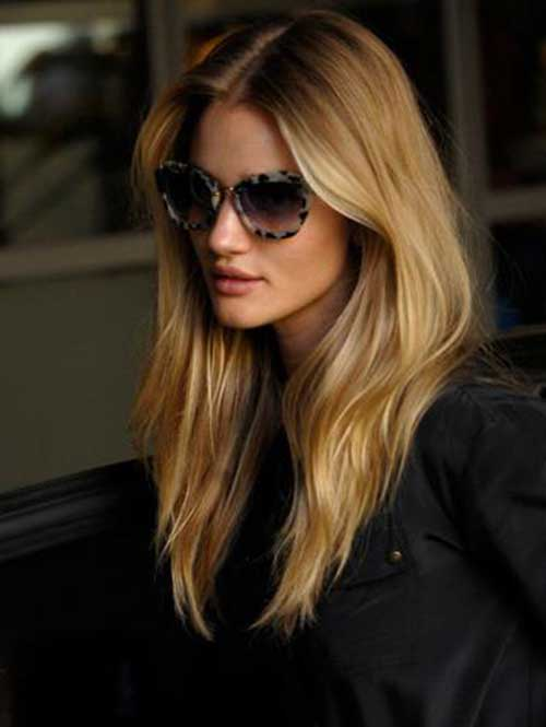 Medium Long Hairstyles-7