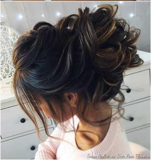 Chignons de Cheveux-8
