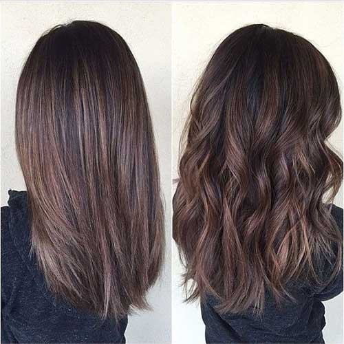 Medium Long Hairstyles-9
