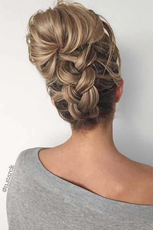Chignons de Cheveux-9