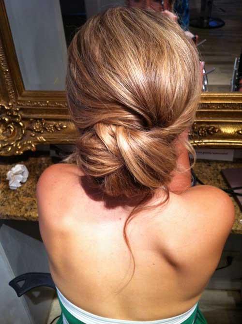 Bun Hairstyles-14