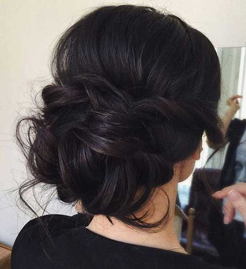 Excellent Hair Bun Styles You will Love | Hairstyles & Haircuts 2016 ...