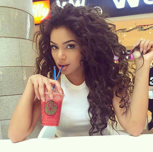 Curly Hairstyles Women-12