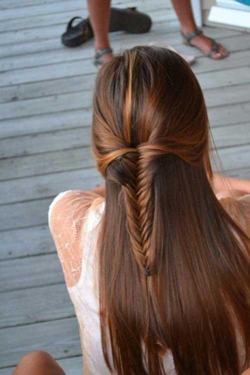 Fine Hairstyles Women