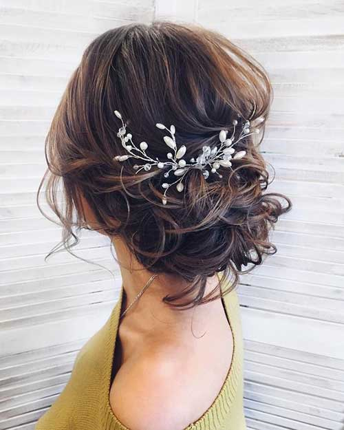 Wedding Hairstyles 2018-10