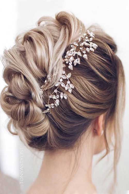 Wedding Hairstyles 2018-11