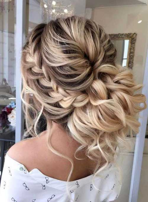 Wedding Hairstyles 2018-12