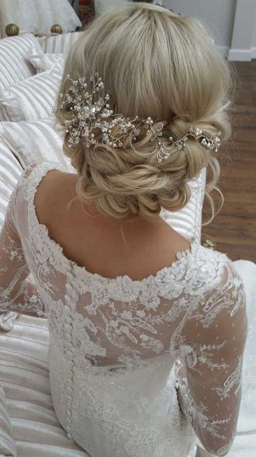 Wedding Hairstyles 2018-15