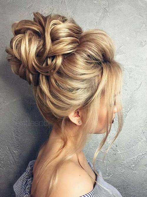 Wedding Hairstyles 2018-17