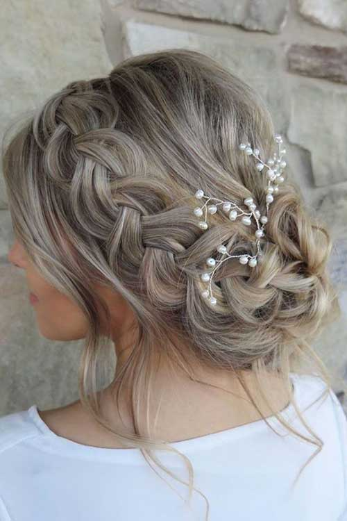 Wedding Hairstyles 2018-18