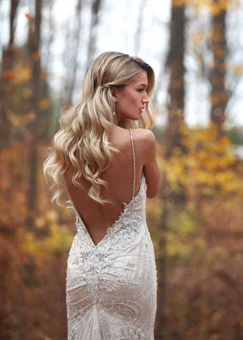 Wedding Hairstyles 2018-19