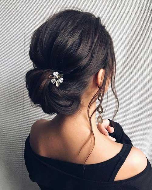 Classy Long Hair Buns-6