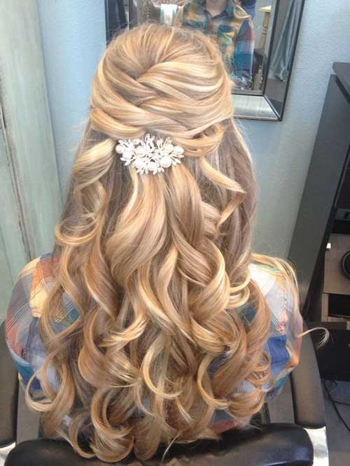 Wedding Hairstyles 2018-9